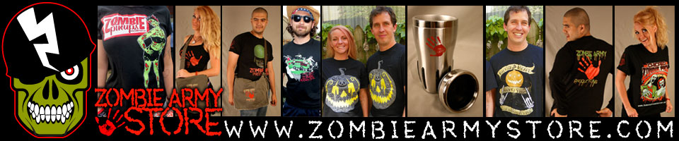 Shop the Zombie Army Store