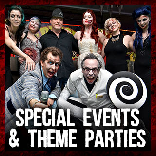 Special Events & Theme Parties
